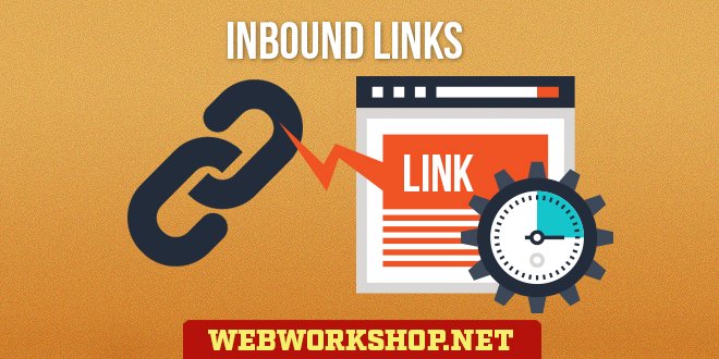 Google and inbound links