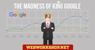 The Madness of King Google