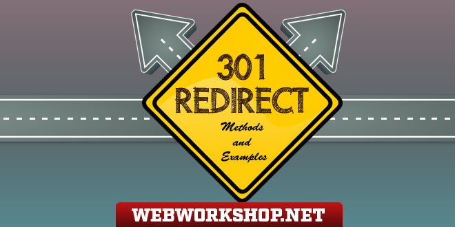 301 Redirect Methods and Examples