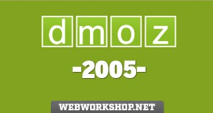 DMOZ in 2005
