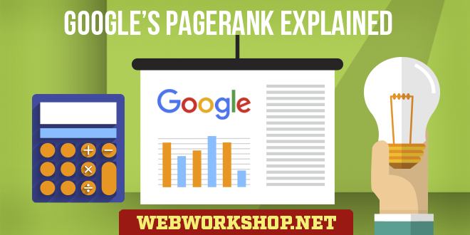 Google's PageRank Explained