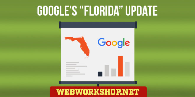 "Google's ""Florida"" Update"