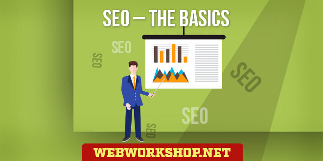 Search engine optimization basics. Improve your search engine rankings