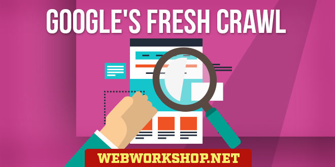 Google's Fresh Crawl
