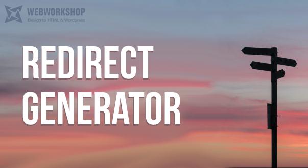 Redirect generator