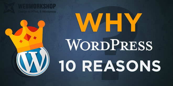 WordPress Website: 10 Reasons Why